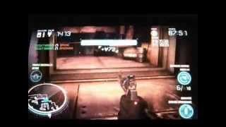 Gameplay sur le mode Botzone avec l'arme M224-A1 [KILLZONE MERCENARY]
