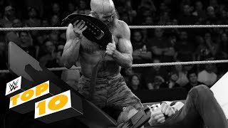 Top 10 NXT Moments: WWE Top 10, Jan. 29, 2020