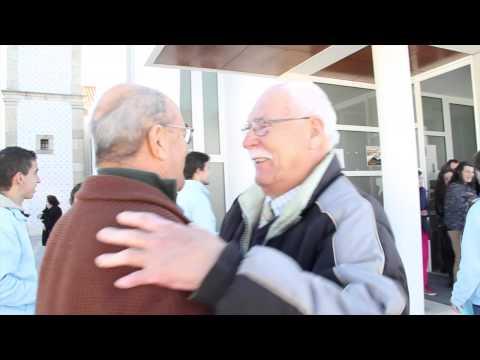 Abraços de Natal 2013 - Grupo de Jovens Convivas Fraternos Tamel S. Verissimo