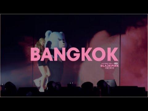 [RECAP] BLACKPINK IN YOUR AREA BANGKOK