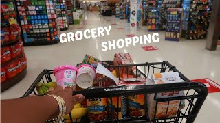 GROCERY STORE SHOPPING* COME WITH ME