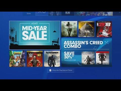 Como Comprar Juegos Y Ahorrar $$$ En PS Store!