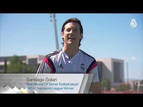 Real Madrid clinics Sverige - Solari
