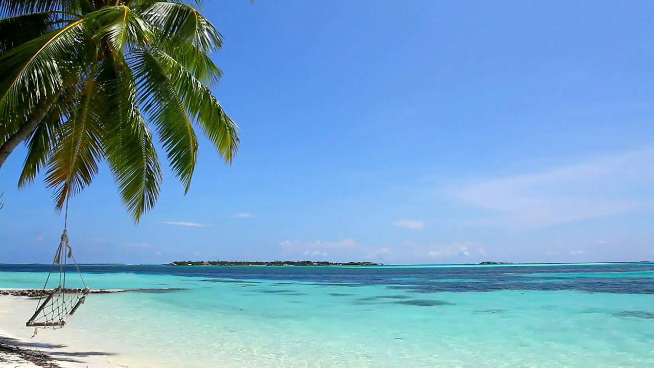 Relajarse sonidos del mar playa hd relajaci n youtube - Fotos de hamacas en la playa ...