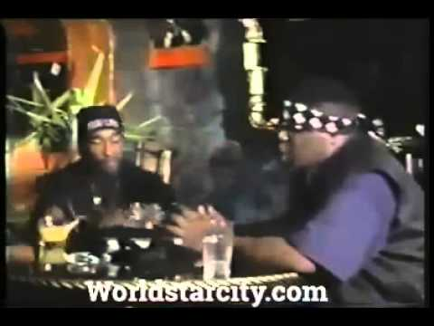 Rare Biggie Smalls Freestyle Session Along...