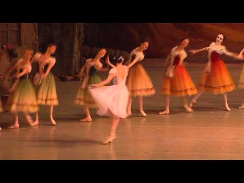 GISELLE 3D from the Mariinsky Theatre