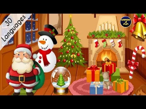 Free Christmas Puzzle for Kids ☃️🎄🎅