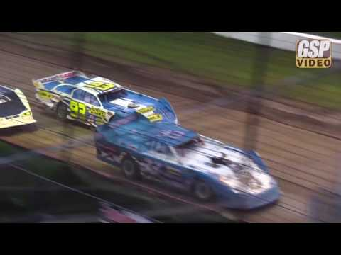 Late Models - 8/5/2017 - Grandview Speedway