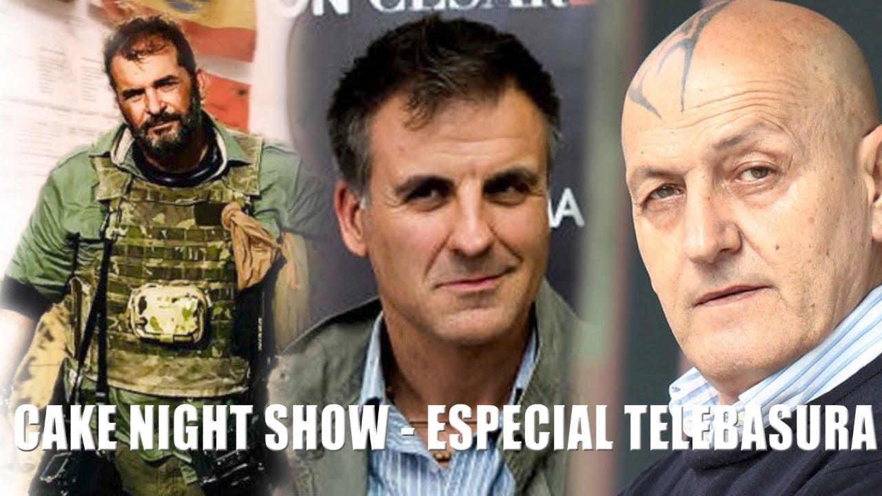 Cake Night Show #9 - Miguel Temprano, Coto Matamoros y Pepe el de GH