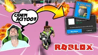 1300$ ROBUX HARCADIM İÇİM ACIDI / Roblox Weapon Simulator #2 / Roblox Türkçe / Oyun Safı