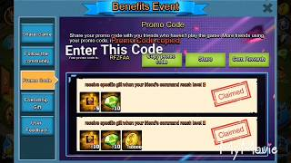 Clash of Zombies 2 - Latest Promo Code! (NEW)