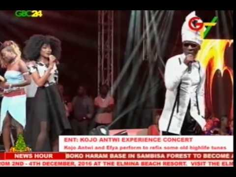 Kojo Antwi Experience Concert