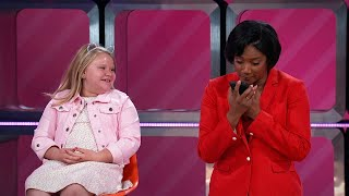 Tiffany Haddish Tries to Call Taylor Swift - Kids Say The Darndest Things