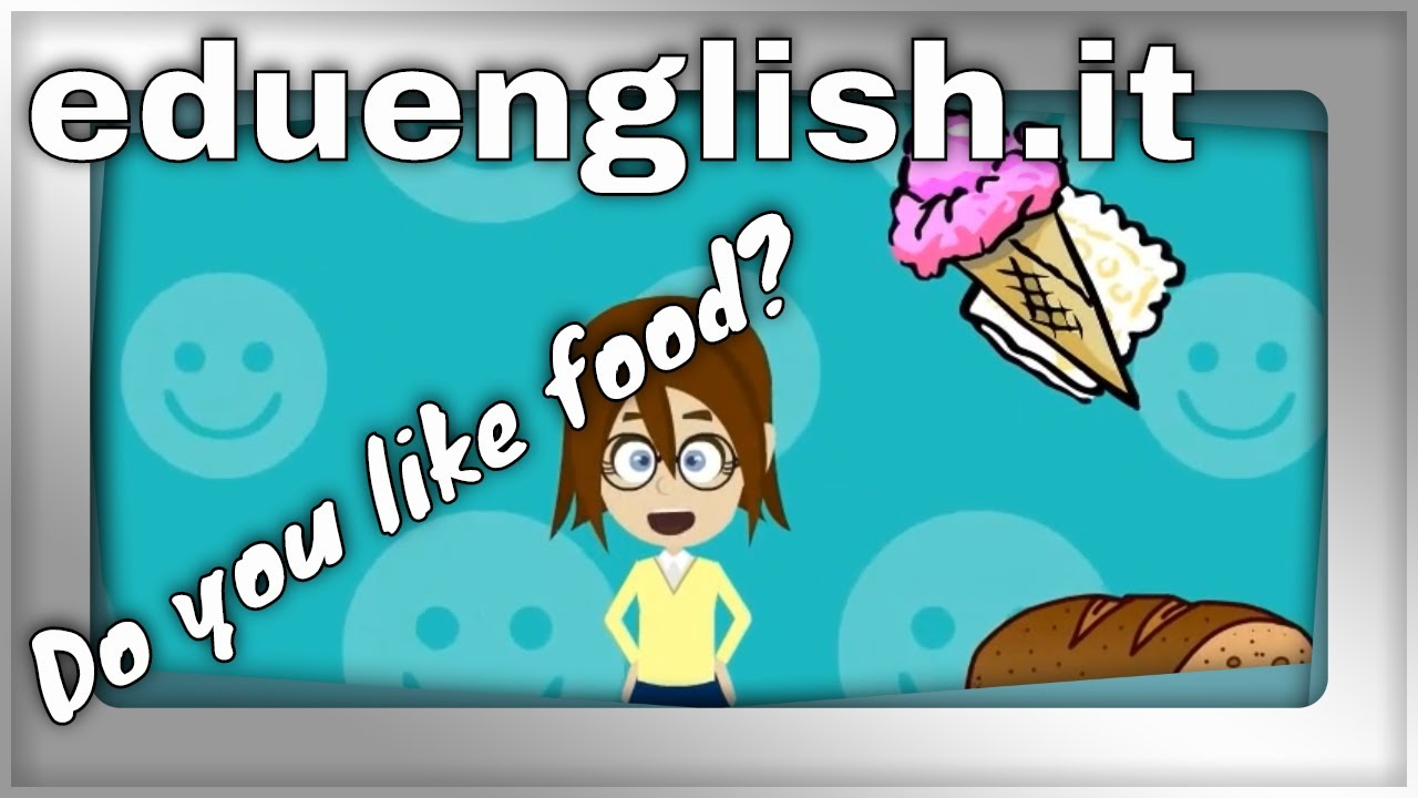 Food | like/don't like | English Learning for Kids