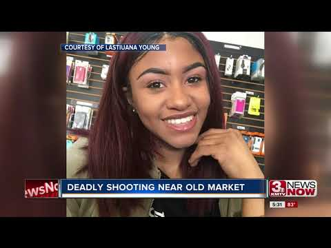 Shooting in Omaha's Old Market
