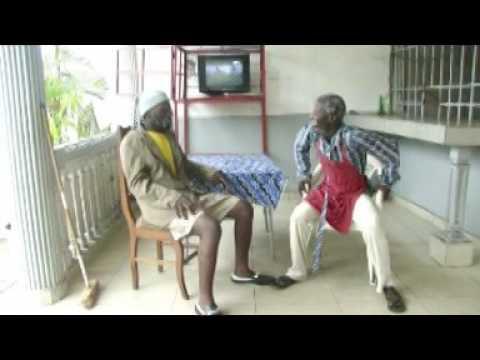"""TVM - film congolais de brazza """"Tout est vanité"""" part1, television mpaka, pointe noire congo"""