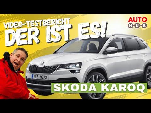 """Skoda Karoq - Das große """"kleine"""" SUV?"""