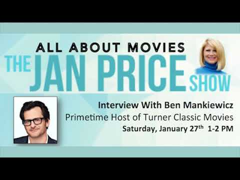 Ben Mankiewicz Interview