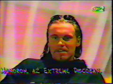 "Brooklyn Bounce interview at TV2 ""Csipsz"" 1997"