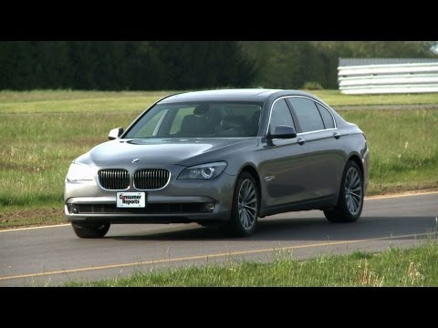 BMW 7 Series review (UPDATED) | Consumer Reports