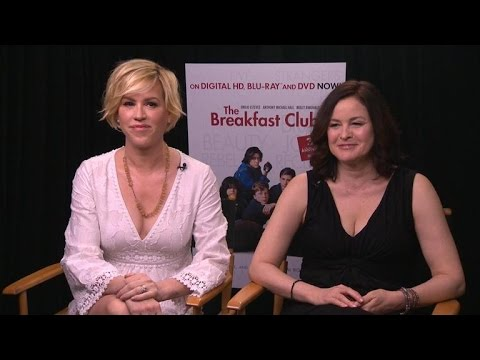 Molly Ringwald and Ally Sheedy Don't Want a 'Breakfast Club'