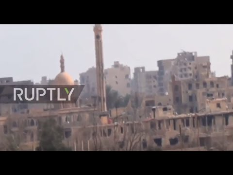 Syria: Victims of U.S airstrike recount attack in Deir al-Zour