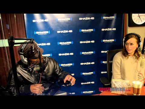Rashida Jones Speaks on Relationship with Amy Poehler on Sway in the Morning