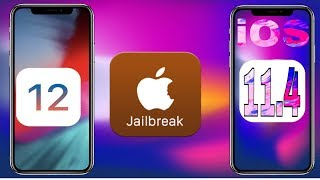 Jailbreak iOS 12 Bet 1 & iOS 11.4