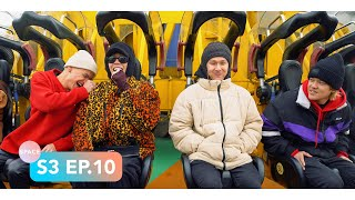 Ninety One SPACE S3 EP.10 - #HBDALEM &  LOTTE WORLD