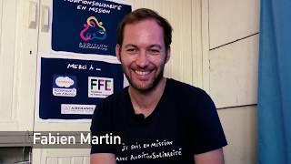 Interview Fabien Martin - Madagascar - Novembre 2018