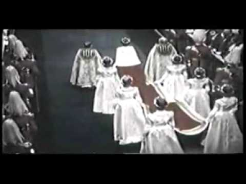 The Coronation Of Queen Elizabeth Ii Zadok Priest