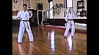 Kaicho Isao Kise Naihanchi Shodan
