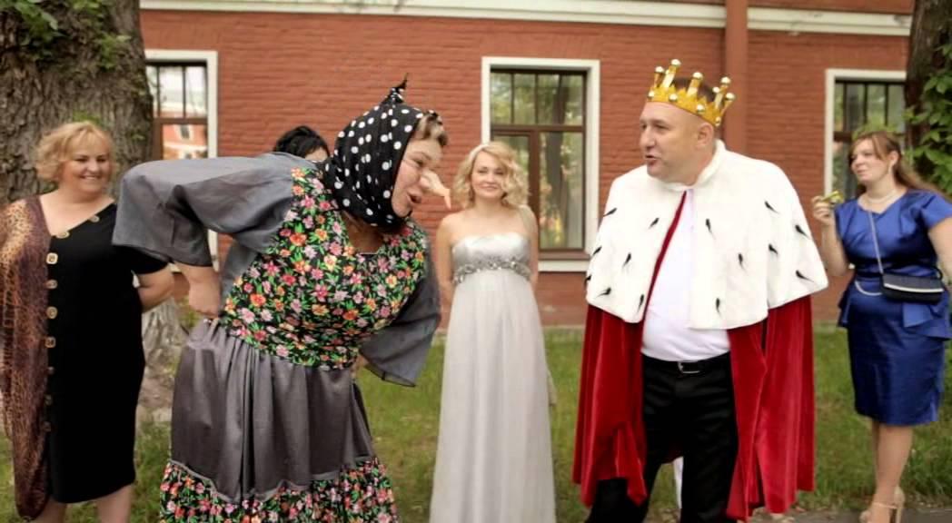 Выкуп невесты с бабой ягой сценарий