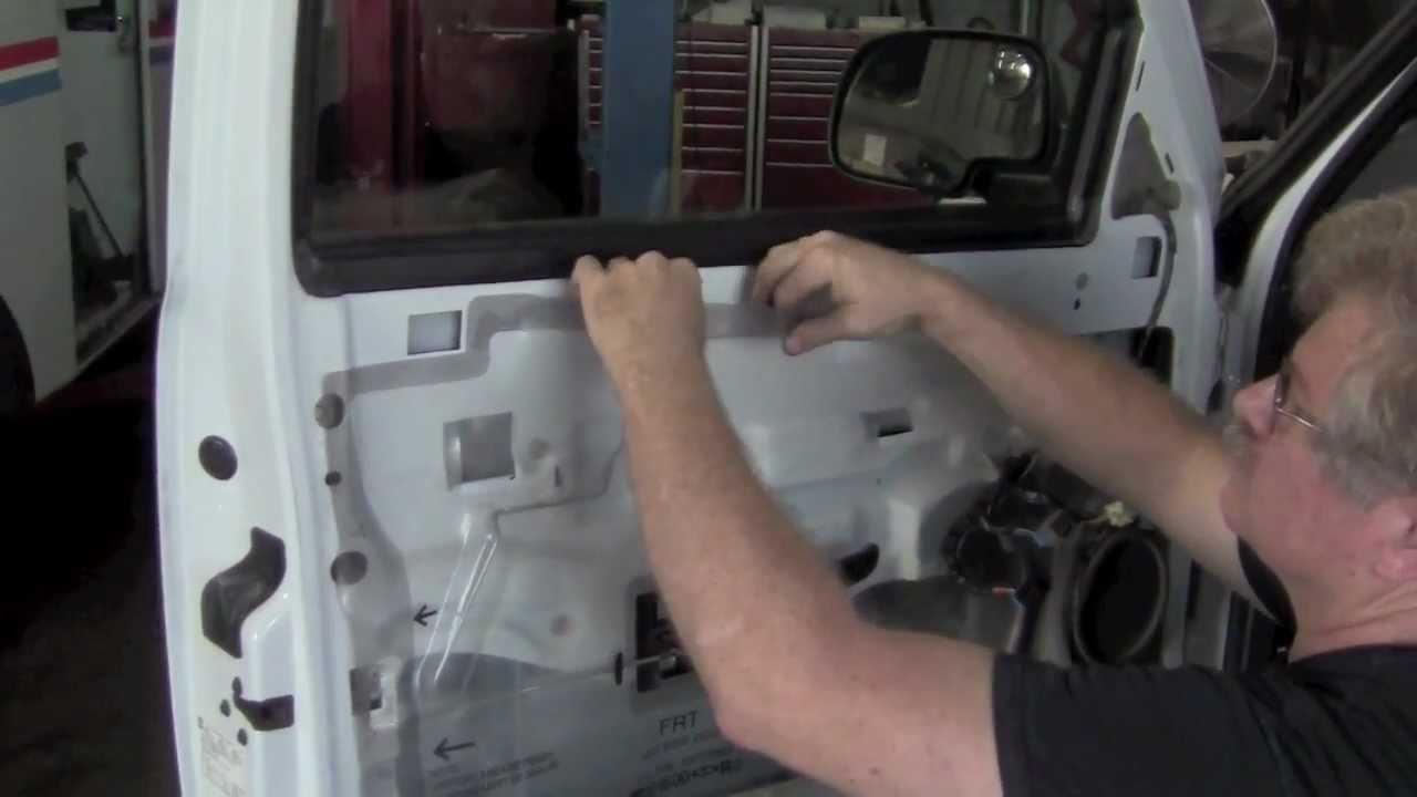 Chevy Window Motor Youtube