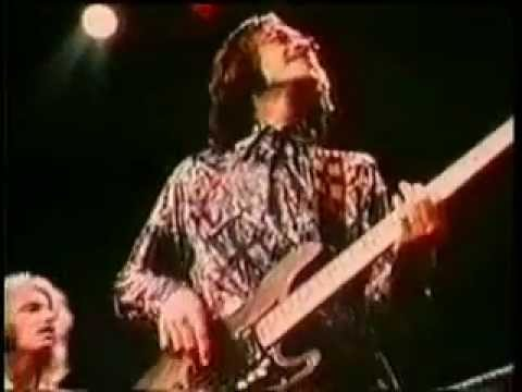 Fortunate Son-Commotion - Creedence Clearwater Revival  Live