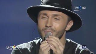 Vanotek feat. The Code & Georgian - ,,Im coming home Finala Eurovision Romania 2016