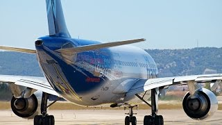 Gate - PlaneSpotting at Marseille Provence Airport MRS-LFML !