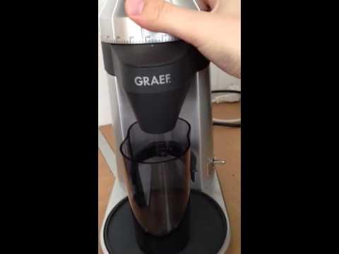 Graef Cm800 Problem Youtube