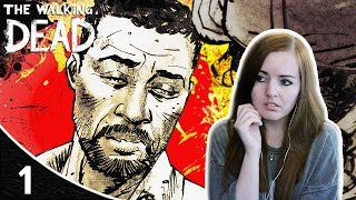 I MISS YOU LEE! | The Walking Dead The Final Season Gameplay Walkthrough Part 1