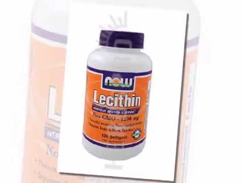 Lecithin - Buy Lecithin Products Online, Brain and Nerve Health Supplements | Herbspro.com