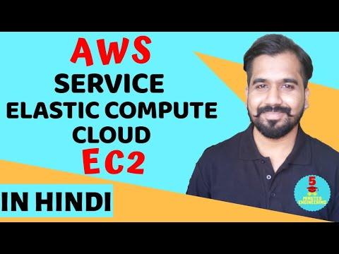 Amazon Web Services (AWS) : Elastic Compute Cloud (EC2) Explained in Hindi