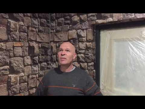 Парящие натяжные потолки в двухкомнатной квартире. Город Дмитров.