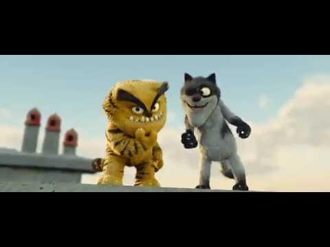 Плохой кот - ГОБЛИНСКИЙ ПЕРЕВОД (2018)