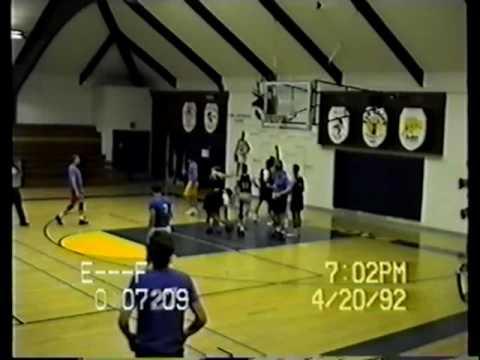Hoop Group vs Anonymous Blue 1992