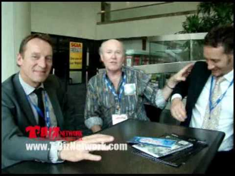 T-Biz Network Interviews FESPA