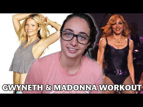 I Tried Madonna & Gwyneth Paltrow's Workout