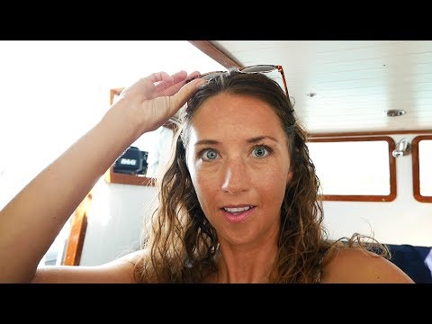 When Seasickness Medication GOES WRONG (MJ Sailing - EP 57)