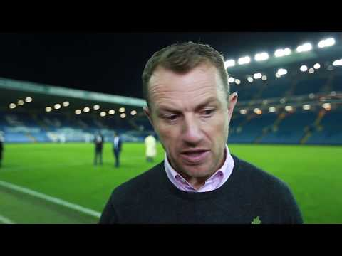 POST MATCH |  Gary Rowett Post Leeds United (A)