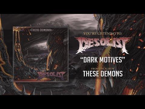 "DESOLIST - ""Dark Motives"" (Official Audio)"