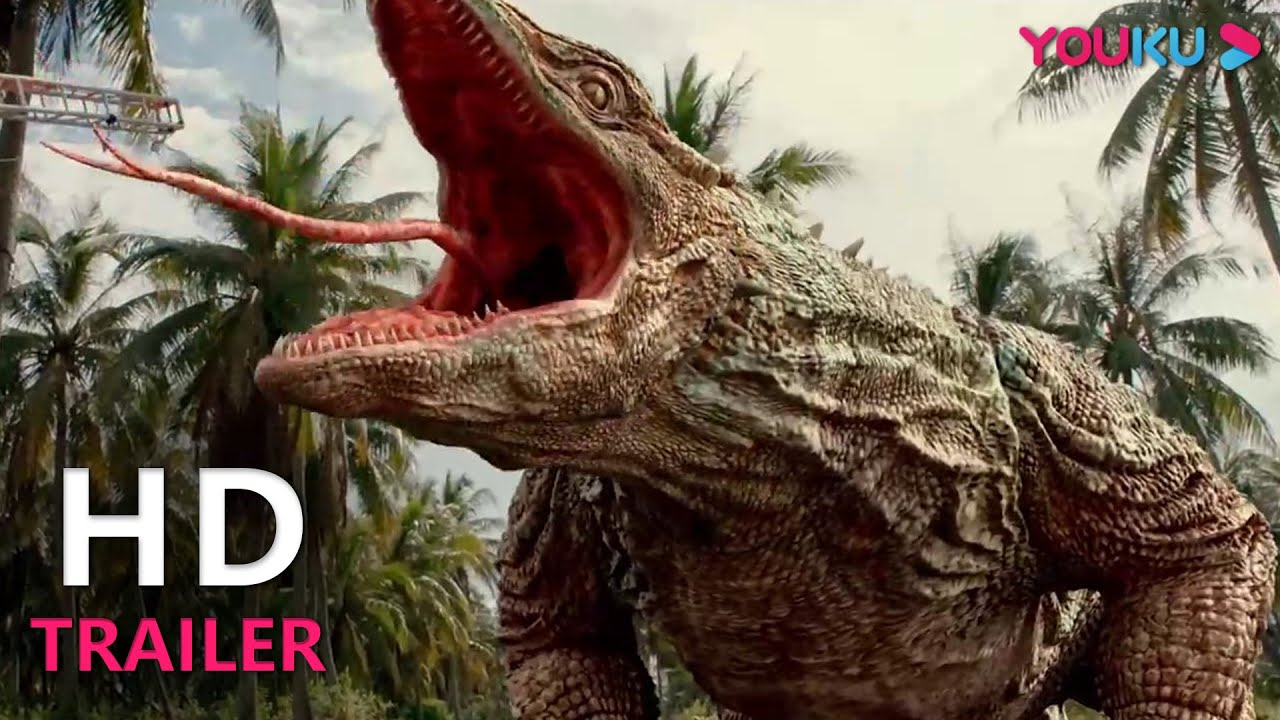 VARANUS PRISCUS (2021) Preview of giant lizard monster movie with trailers  - MOVIES and MANIA